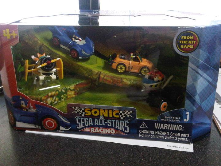 New Jazwares Figures Now Available The Sonic Stadium