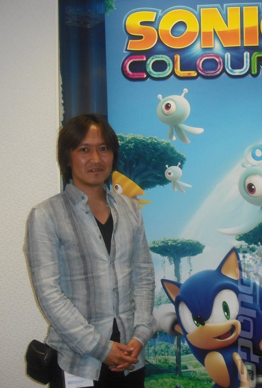 Sonic Colours Iizuka