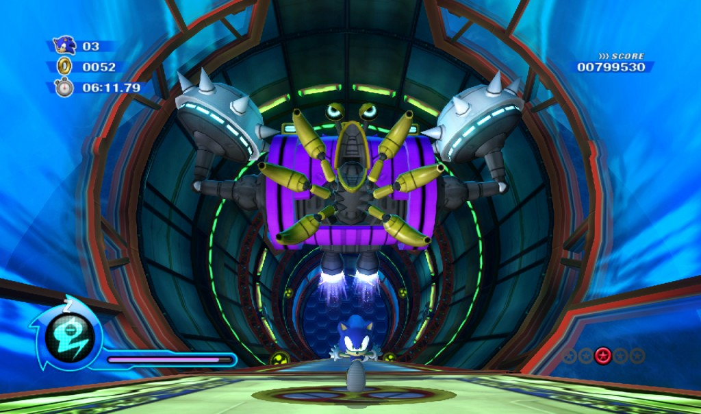 Sonic Colours Wii screenshots 21