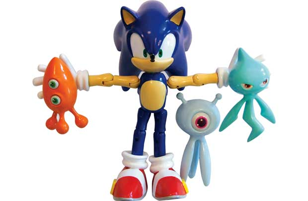 Target Sonic Toys : Merchandise update sonic colours figure classic