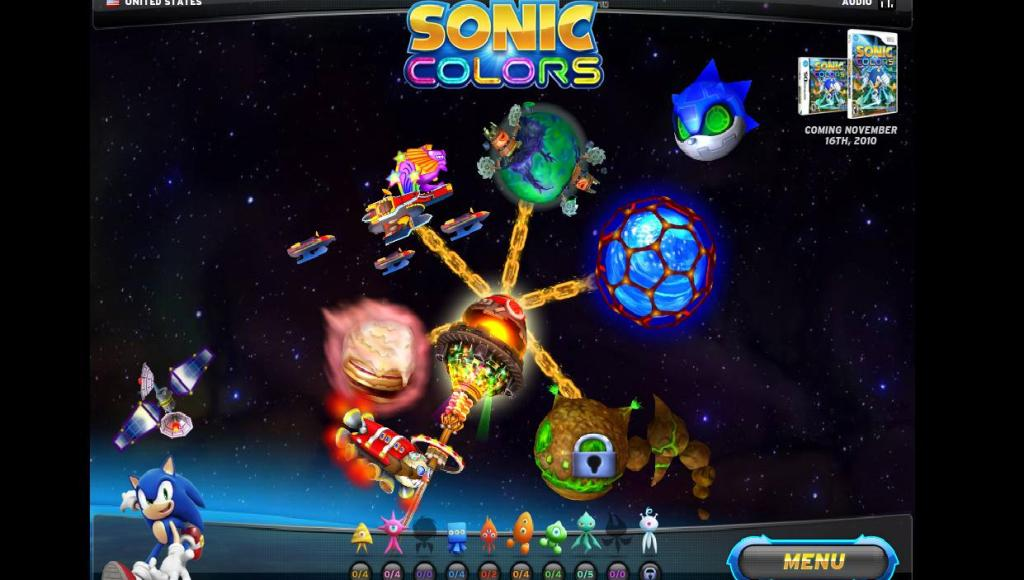 Game Land | Sonic News Network | FANDOM powered by Wikia