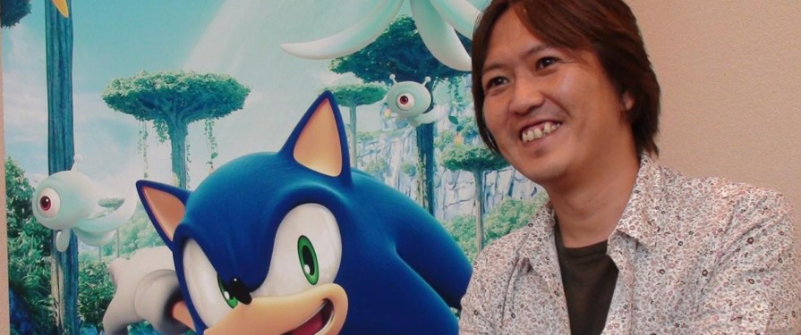 "Iizuka wants to take on ""a new challenge"" for Sonic's 30th anniversary, might consider bringing Sonic to eSports"
