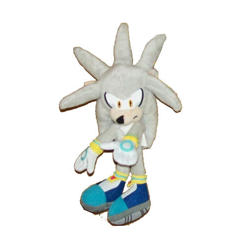 Merchandise Update: Fr... Super Sonic And Super Shadow And Super Silver Toys