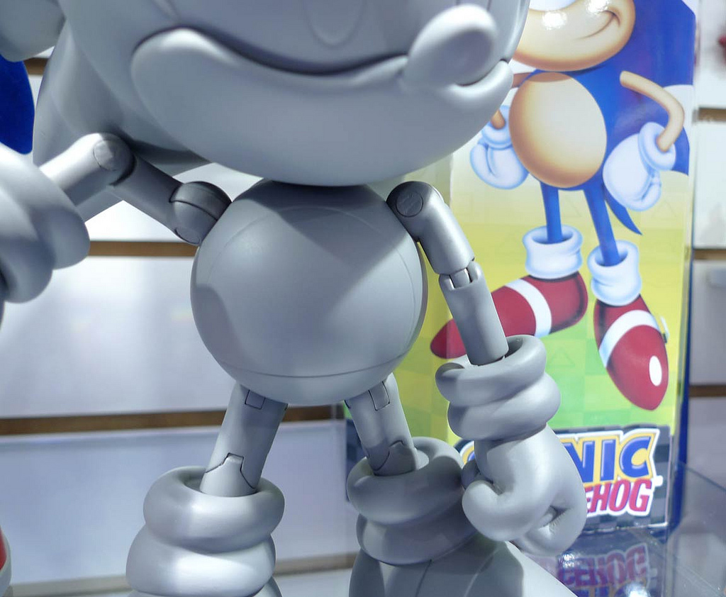... Anniversary Figures & Plushes At London Toy Fair – The Sonic Stadium