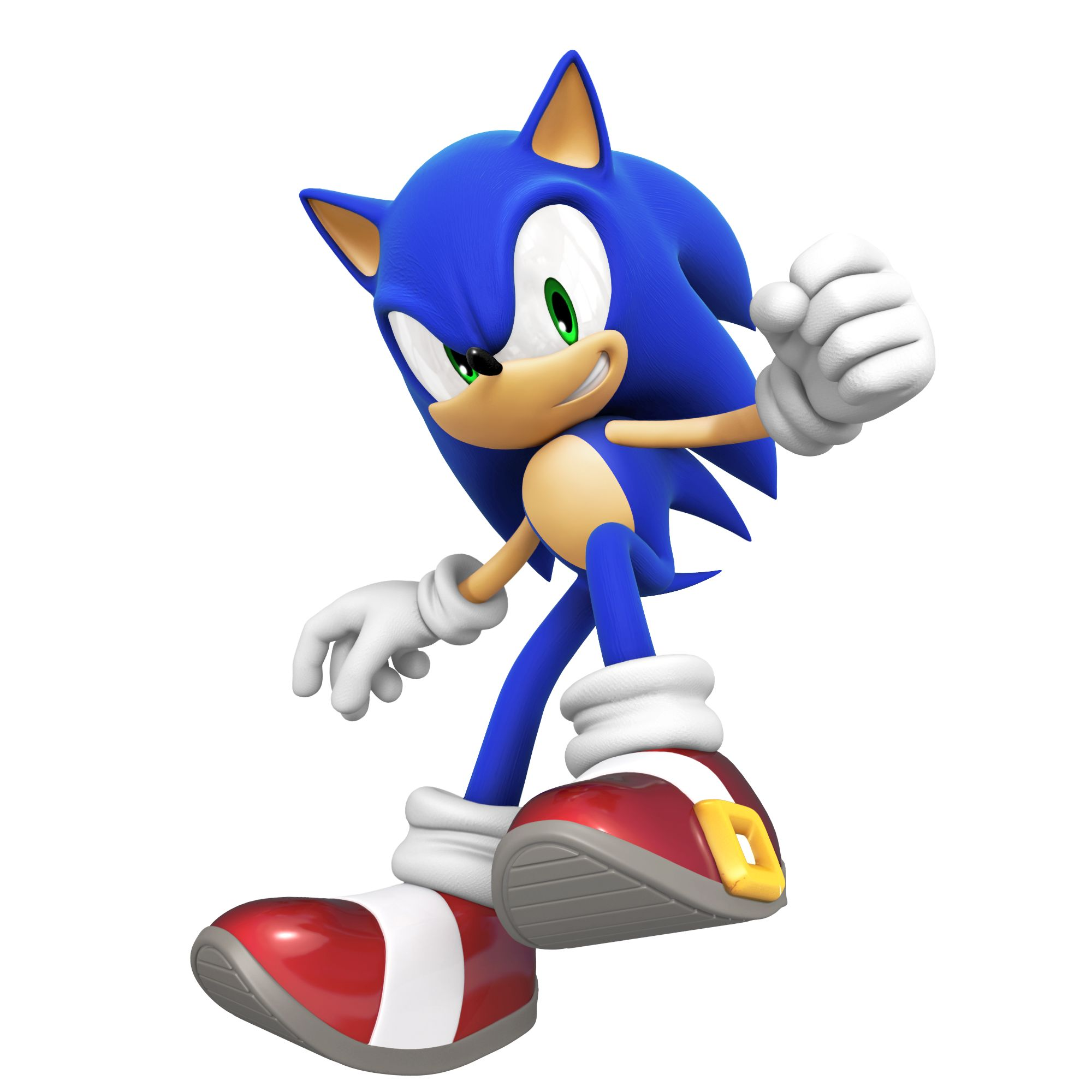 Sonic Colours Sonic artwork