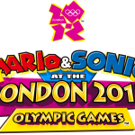 Mario & Sonic at the London 2012 Olympic Games HQ logo