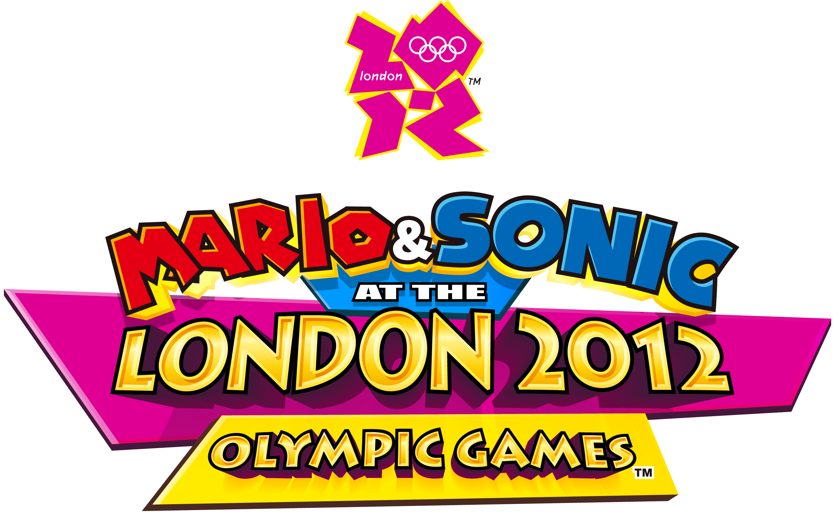 SEGA Officially Announces Mario & Sonic at the London 2012 Olympic Games