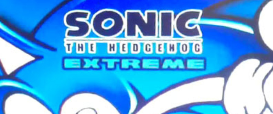 More Sonic Extreme Gameplay Videos & Information Revealed