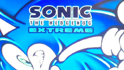 "Unreleased Xbox Game ""Sonic Extreme"" Discovered"
