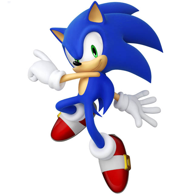 sonic to run for charity the sonic stadium. Black Bedroom Furniture Sets. Home Design Ideas