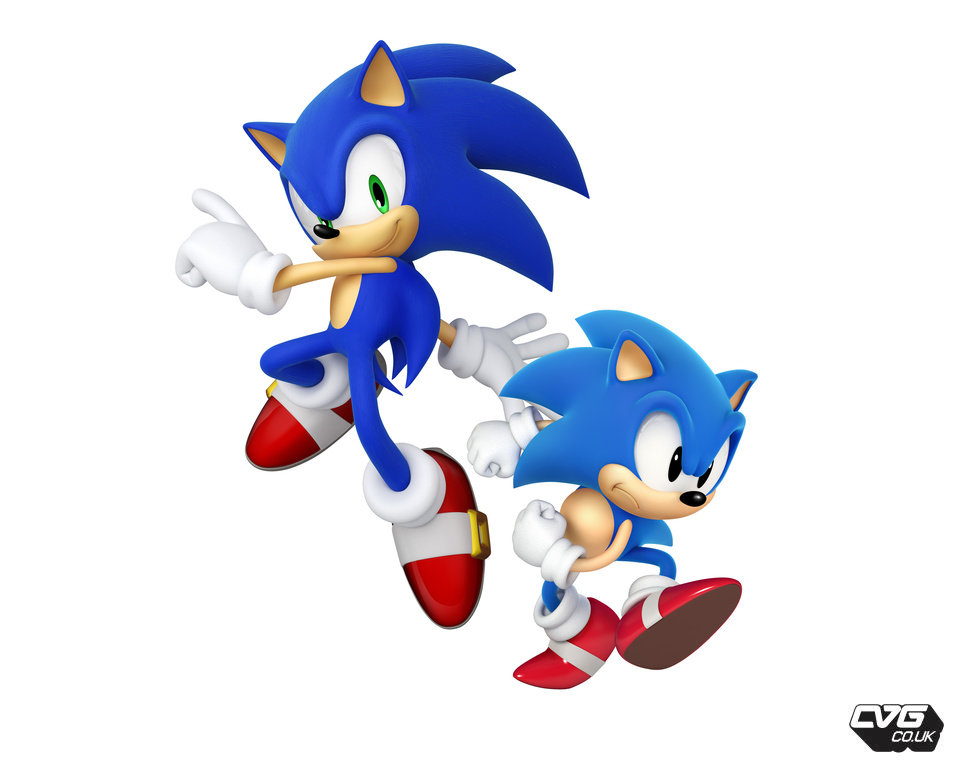 [UPDATE] Sonic Generations Getting Multiple Dubs In Europe