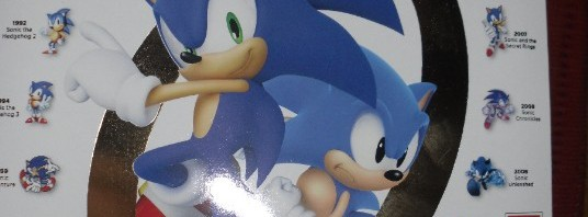 Games Master Sonic 20th Anniversary Collector's Edition Magazine Out Now