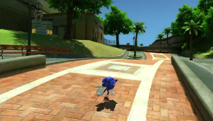 first 4 figures announce sonic generations city escape