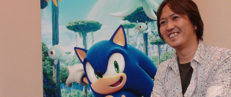 Takashi Iizuka Talks SEGA Involvement With Sonic Movie