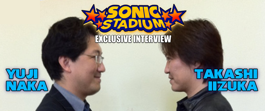 TSS Exclusive Interviews: Yuji Naka & Takashi Iizuka