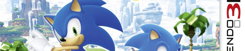 New Sonic Generations Japanese Trailer & 150 3DS Screenshots