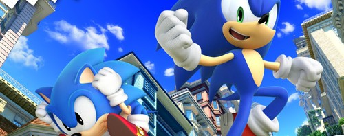 2 Sonic Generations OST's Revealed, Now Available to Pre-Order