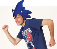 GAME Australia's Amazing Sonic Quest and Sonic Generations Pre-Order Bonus