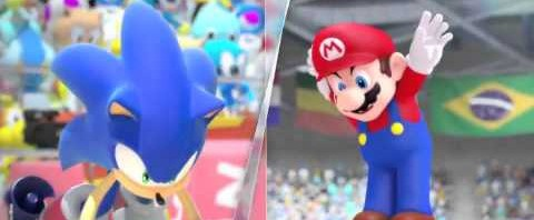 Mario and Sonic at the London 2012 Olympics: New Gamescom Trailer