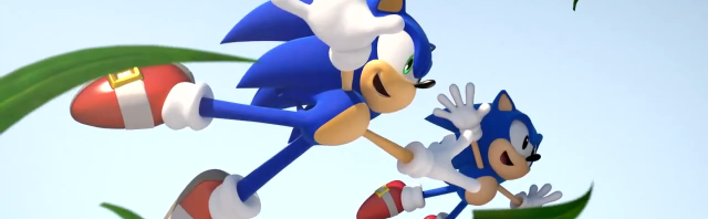 Details of Plot to Sonic Generations Emerge