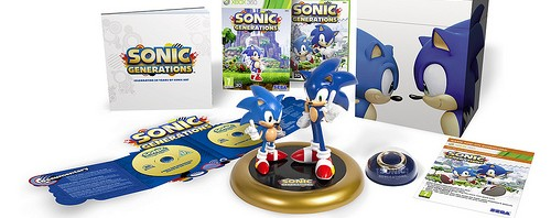 Sonic 20th Anniversary Collector's Edition to be Available in Europe