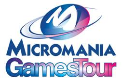 Micromania Games Tour logo