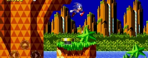 New Sonic CD Screenshots, Plus New Details For iOS and WM7 Editions