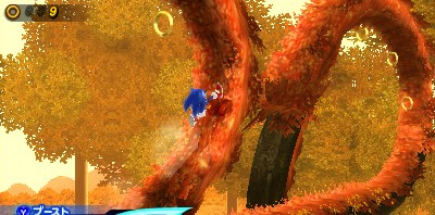 SEGA Japan Updates Sonic Generations Website, New Screenshots