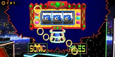 New Sonic Generations 3DS Screenshots and Details