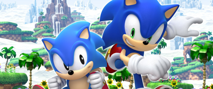 Sonic Wins Outstanding Contribution Golden Joysticks Award