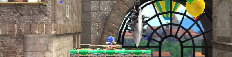 SEGA Launches Official EU & US Sonic Generations Website