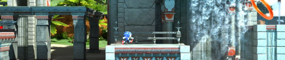 Sonic Generations: New Seaside Hill Screenshots