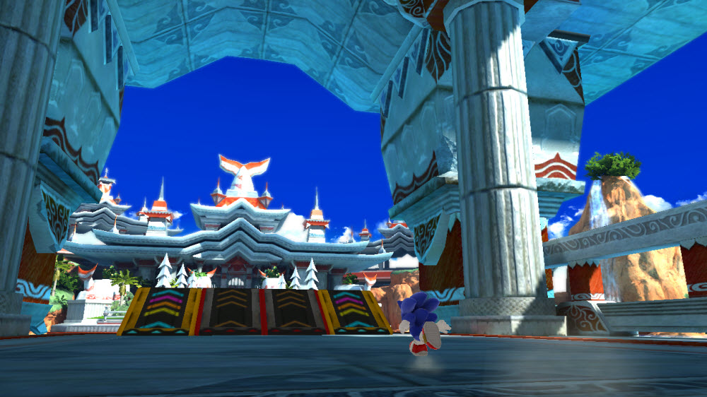 Sonic Generations Announced [PS3 / XBOX 360 / PC / 3DS] - No