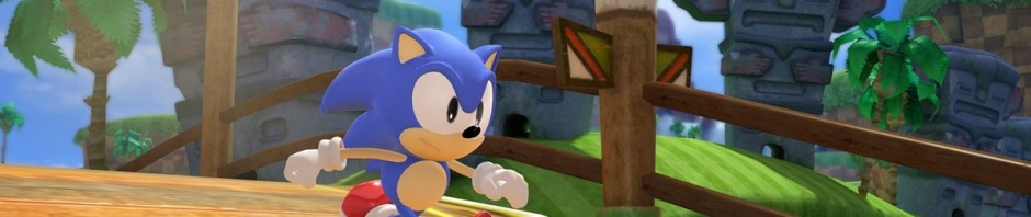 Sonic Generations Drops in the UK Chart