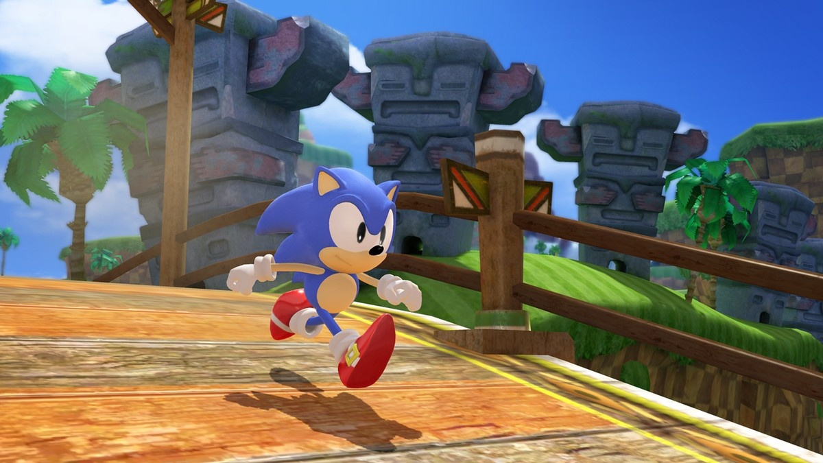 Sonic Generations TGS 2011 PS3 & Xbox 360 Screenshots 2