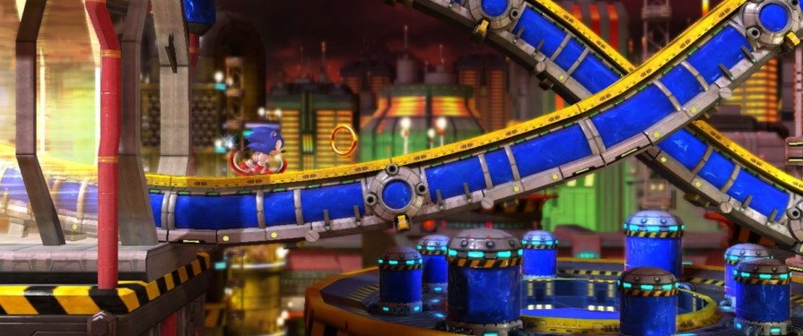 Sonic Generations Climbs Back Up The UK Chart