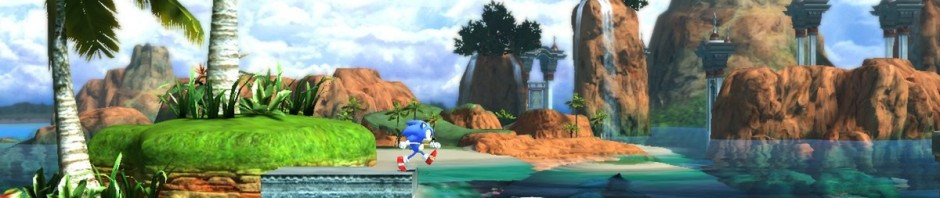 Sonic Generations Retains 25th Position in the UK Chart