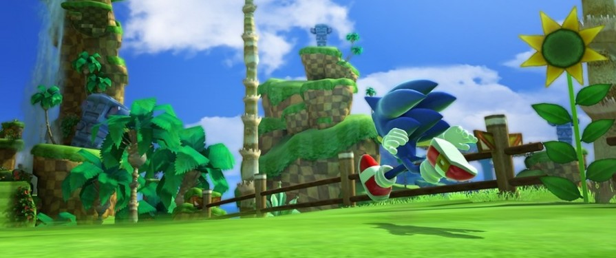UK Chart: Sonic Generations Just Barely Makes the Top 10