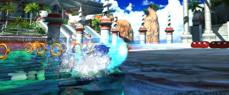 Sonic Generations Already Seeing Huge Discounts in the UK