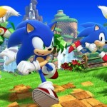 CBBC Sonic Generations artwork