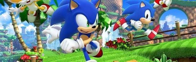 New Sonic Generations Screenshots & Artwork