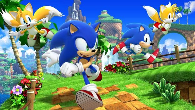 Limited Steam Offer: Sonic Hits Collection for £9.99