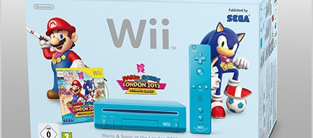 Nintendo Announces New M&S London Blue Wii Bundle For Europe