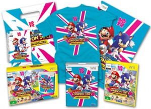 Mario And Sonic At The London 2012 Olympic games  Mario-Sonic-at-the-London-2012-Olympic-Games-Limited-Edition-300x218