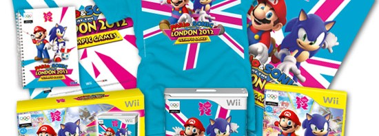 Mario & Sonic at the London 2012 Olympic Games Limited Edition