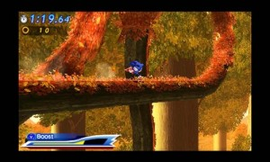 October Sonic Generations 3DS Screenshots 12