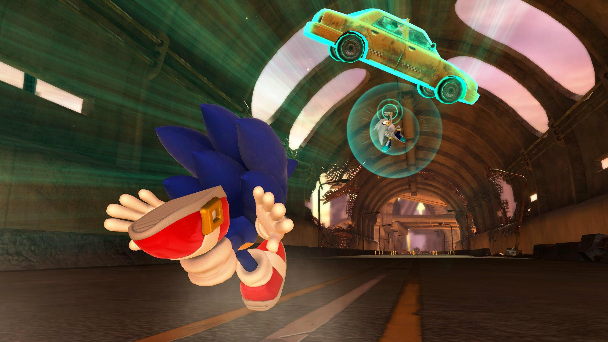 Silver The Hedgehog Revealed As A Rival In Sonic