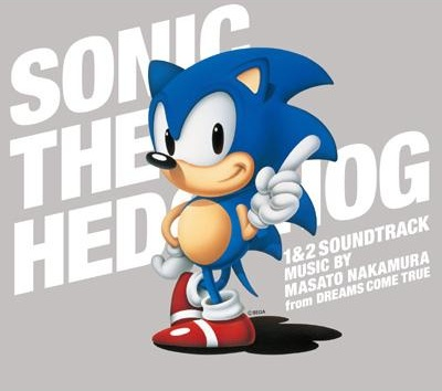 Sonic 1&2 Soundtrack Releases in Japan