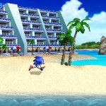 Sonic Generations 3DS Emerald Coast October Screenshots 1