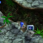 Sonic Generations 3DS Emerald Coast October Screenshots 2